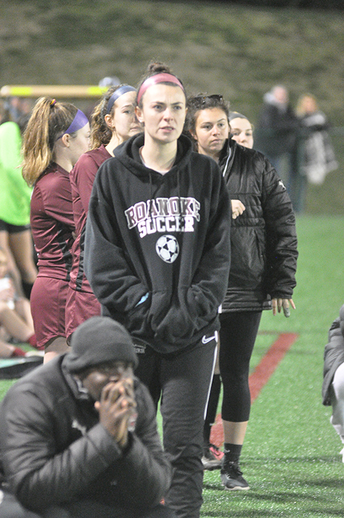 SALEM GIRLS SOCCER COACH RESIGNS