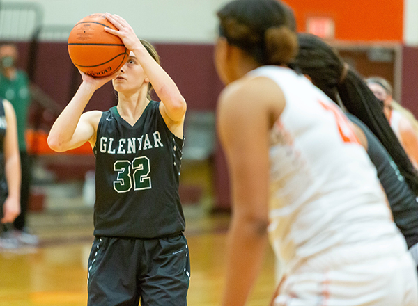 Glenvar girls basketball team improved to 3-1